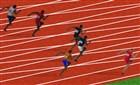 100 Metre Olimpiyat Yarışı