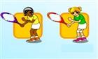 2 Kişilik Tenis Maçı