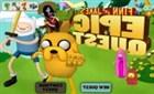 3D Adventure Time Macera