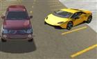 3D Araba Park Etme Simülatörü