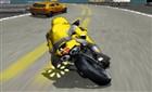 3D Motorcu Kapışması