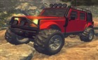 3D Offroad Araba Simülasyonu Oyunu