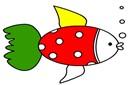 Akvaryum Balıkları Boyama Kitabı