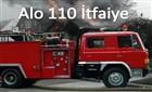 Alo 110 İtfaiye