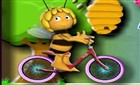 Arı Maya Bisiklet Sürüyor