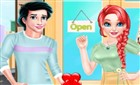 Ariel Aşkını Buluyor