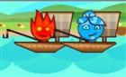 Ateş ve Su Balık Tutma
