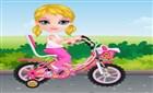Barbie Bebek Bisiklet Macerası