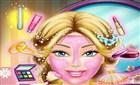 Barbie Gerçek Makyaj