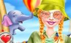 Barbie Safari Macerası