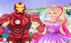 Barbie Süper Kahramanla Evleniyor