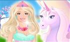 Barbie ve Unicorn