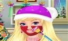 Barbie Yüz Bakımı