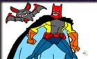 Batman Boyama 2
