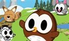 Baykuş Owly ve Kankaları