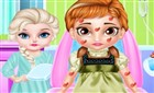 Bebek Annayı Arı Soktu