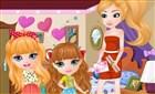 Bebek Barbieler Anneler Günü Süprizi