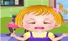Bebek Hazel Saç Kesimi