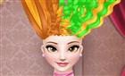 Belle Çılgın Saç Stili
