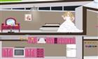 Beyaz Prenses Doll House