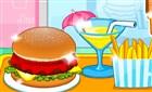 Burger Dükkanı İşletme