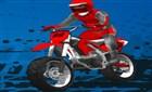 Çamurda Motor Yarışı
