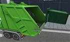 Çöp Kamyonu 3D