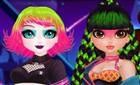 Cyberpunk Saç Modelleri
