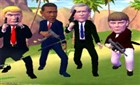 Devlet Liderleri Savaş