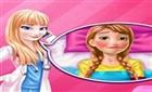 Doktor Elsa ile Annaya Grip Tedavisi