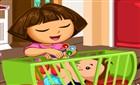 Dora Bebek Bakıcılığında Tembellik