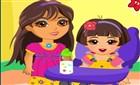 Dora Bebek Bakıcısı