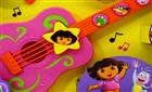 Dora Gitar Çalma