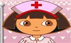 Dora İğne Yapıyor