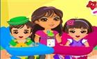 Dora İkiz Bebek Bakıcısı