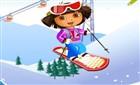 Dora Kayak Yapıyor