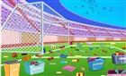 Dünya Kupası Stadyum Temizliği
