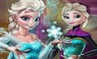 Elsa Gizli Elbise