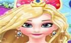 Elsa Saç Yapma ve Giydirme