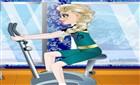 Elsa Spor Yapıyor
