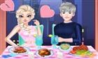 Elsa ve Jack in Tanışması
