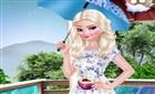 Elsa Yağmurlu Gün Modası