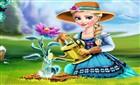Elsanın Buz Çiçekleri