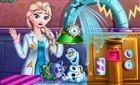 Elsanın Oyuncak Fabrikası