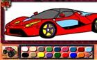 Ferrari Boyama