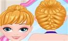 Gelin Saç Modeli