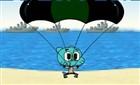 Gumball Paraşüt Macerası