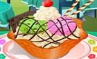 Güzel Leziz Dondurma