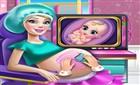 Hamile Barbie Sağlık Kontrolü