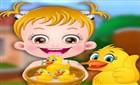 Hazel Bebeğin Ördeği